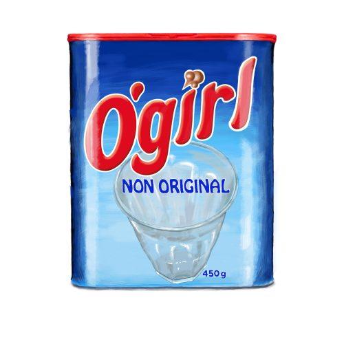 Ogirl-existens